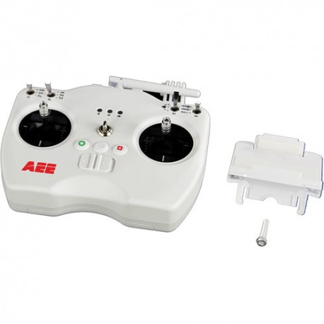 AEE Y08F Handheld Transmitter for Toruk AP10 with Smartphone Holder