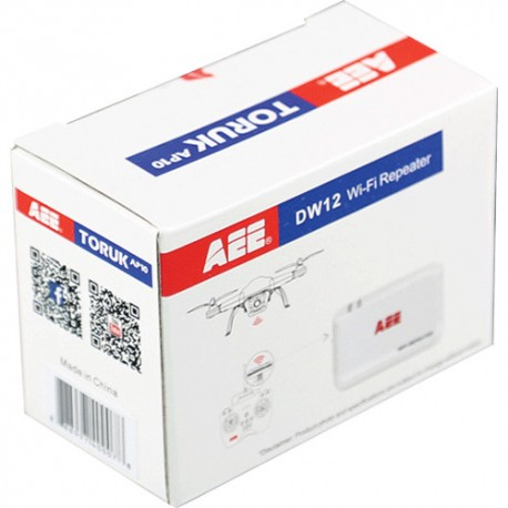 AEE Wi-Fi Range Extender DW12 for Toruk AP10 Quadcopter
