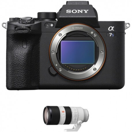 Sony Alpha a7S III Mirrorless with 70-200mm f/2.8 Lens Kit