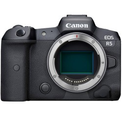 Canon EOS R5 Mirrorless Digital Camera Body Only 4147C002
