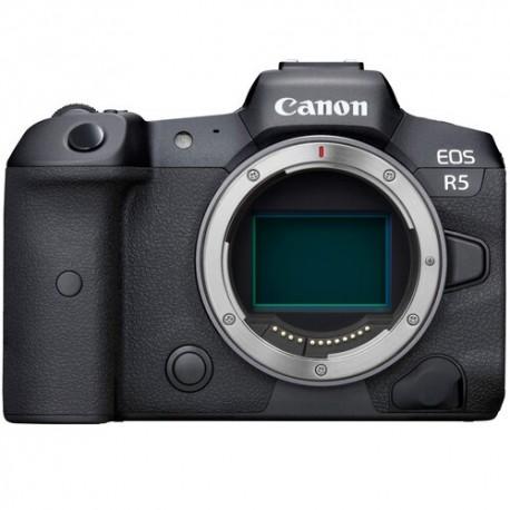 Canon EOS R5 Mirrorless Digital Camera Body Only 4147C002