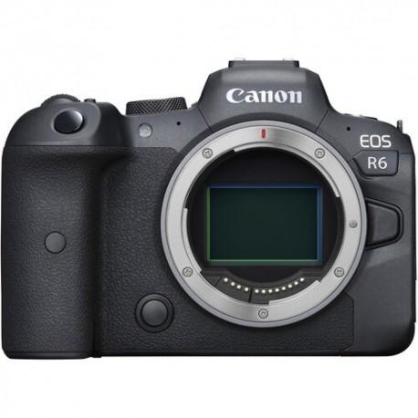 Canon EOS R6 Mirrorless Digital Camera Body Only 4082C002