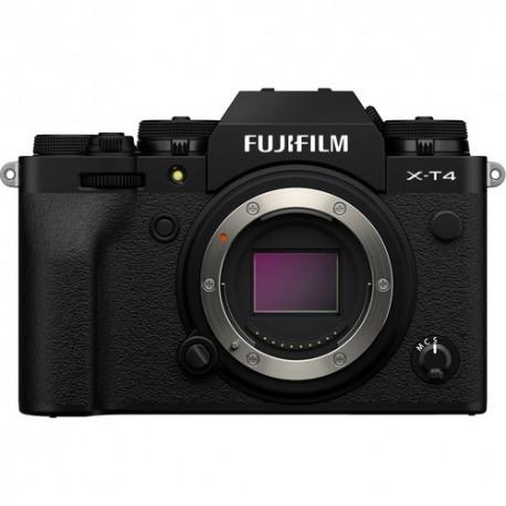 FUJIFILM X-T4 Mirrorless Digital Camera Body Only Black 16652855