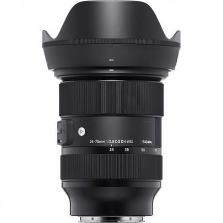 Sigma 24-70mm f/2.8 DG DN Art Lens for Sony E 578965
