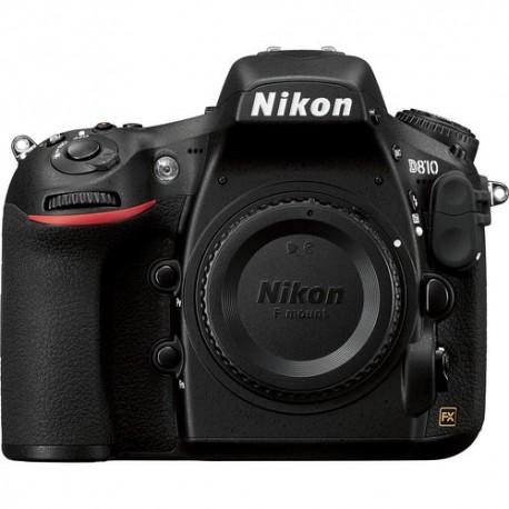 Nikon D810 DSLR Camera 1542 (Body Only)