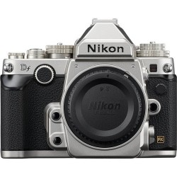 Nikon Df DSLR Camera 1526 (Body Only Silver)