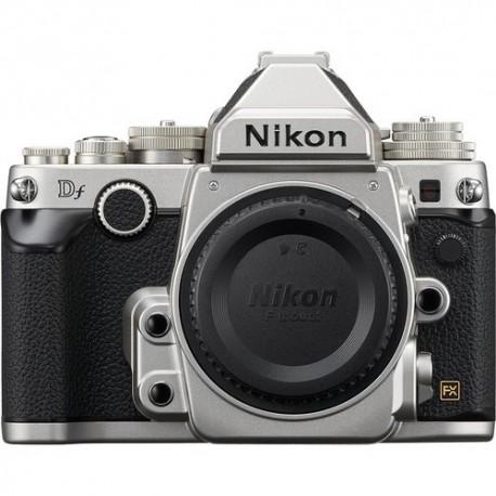 Nikon Df DSLR Camera 1526 (Body Only Silver)