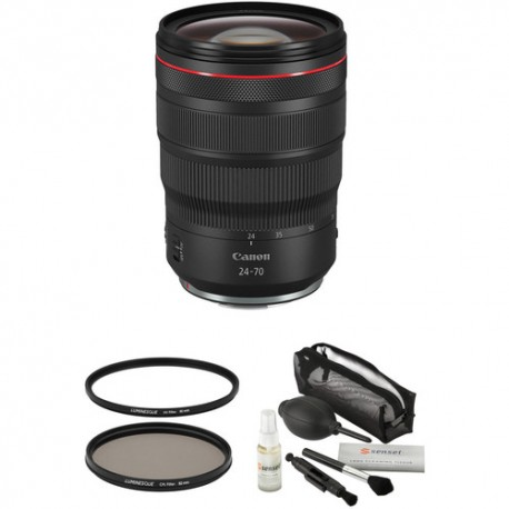 Canon RF 24-70mm f/2.8L IS USM Lens Filter Kit