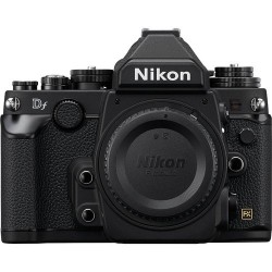 Nikon Df DSLR Camera 1525 (Body Only, Black)