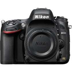 Nikon D610 DSLR Camera 1540 (Body Only)