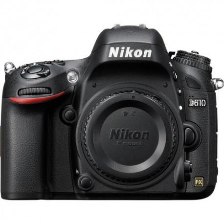 Nikon D610 DSLR Camera 1540 (Body Only)