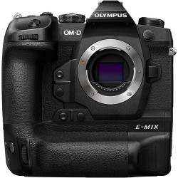 Olympus OM-D E-M1X Mirrorless Digital Camera V207080BU000 (Body Only)