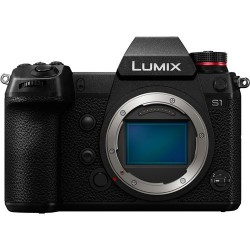 Panasonic Lumix DC-S1 Mirrorless Digital Camera DC-S1BODY (Body Only)