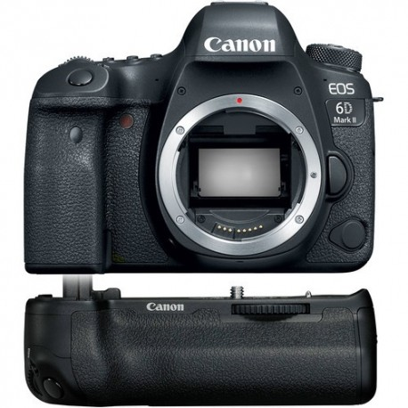 Canon EOS 6D Mark II DSLR Camera 1897C002 (Body Only)