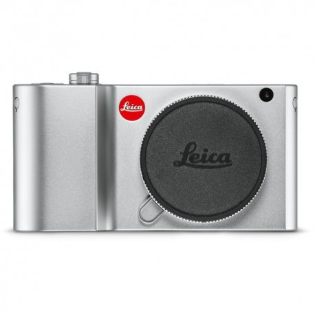 Leica TL2 Mirrorless Digital Camera 18188 (Silver)