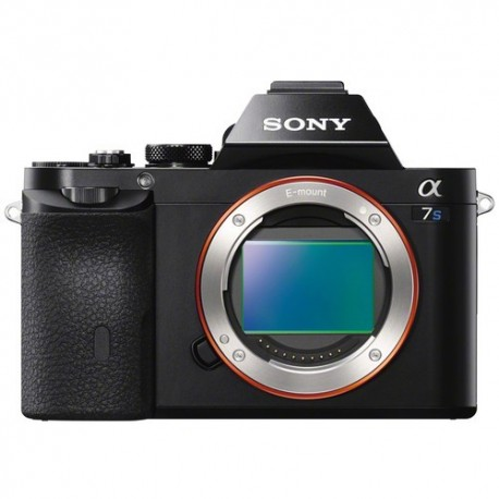 Sony Alpha a7S Mirrorless Digital Camera ILCE7S/B