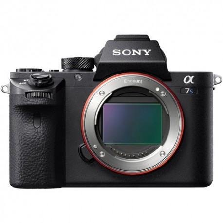 Sony Alpha a7S II Mirrorless Digital Camera ILCE7SM2/B (Body Only)