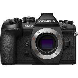 Olympus OM-D E-M1 Mark II Mirrorless Micro Four Thirds Digital Camera V207060BU000 (Black, Body Only)