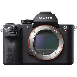 Sony Alpha a7R II Mirrorless Digital Camera ILCE7RM2/B (Body Only)
