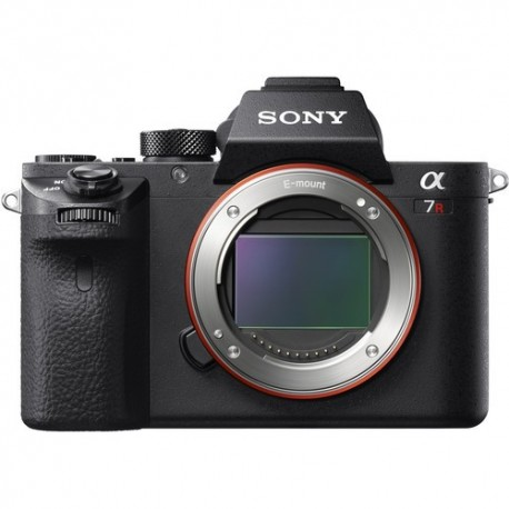 Sony Alpha a7R II Mirrorless Digital Camera ILCE7RM2/B (Body Only)