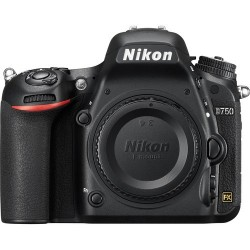 Nikon D750 DSLR Camera 1543 (Body Only)