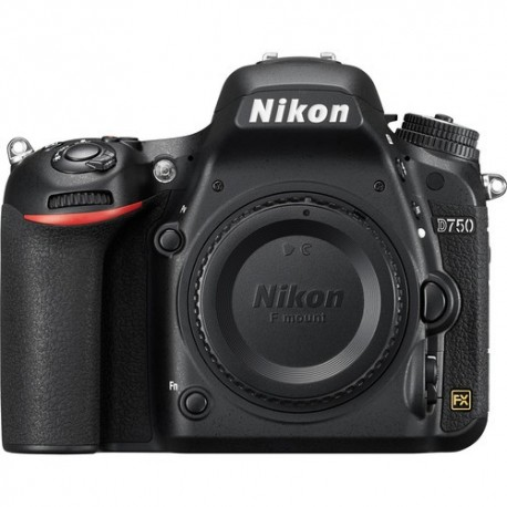 Nikon D750 DSLR Camera 1543 (Body Only)