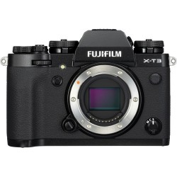 FUJIFILM X-T3 Mirrorless Digital Camera 16588509 (Body Only, Black)