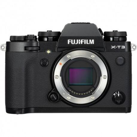 FUJIFILM X-T3 Mirrorless Digital Camera 16588509 (Body Only, Black)