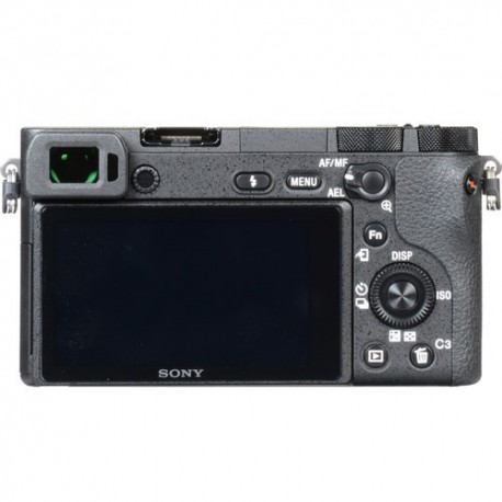 Sony Alpha a6500 Mirrorless Digital Camera ILCE6500/B (Body Only)