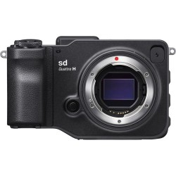 Sigma sd Quattro H Mirrorless Digital Camera C41900