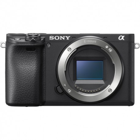 Sony Alpha a6400 Mirrorless Digital Camera ILCE-6400/B (Body Only)