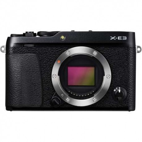 FUJIFILM X-E3 Mirrorless Digital Camera 16558530 (Body Only, Black)