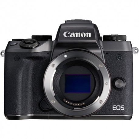 Canon EOS M5 Mirrorless Digital Camera 1279C001AA (Body Only)