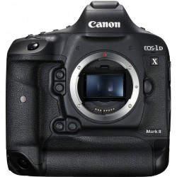 Canon EOS-1D X Mark II DSLR Camera 0931C002 (Body Only)