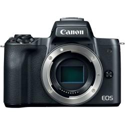 Canon EOS M50 Mirrorless Digital Camera 2680C001 (Body Only, Black)
