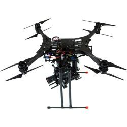 xFold rigs Cinema X8 U7 Drone with 3-Axis Gimbal for DSLR/Cinema Cameras CINEMA-8URTF (RTF)