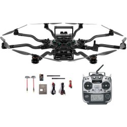 FREEFLY Alta 8 Pro with Travel Case, Futaba & FPV 950-00092-CFPVF