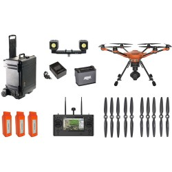 YUNEEC H520-E50 Bundle H520 Airframe, ST16S, 3 Batteries and Charger, E50 3-Axis Gimbal Camera YUNH5E50